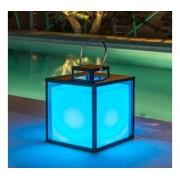 Lamp Heavy 28cm | 5W (Batterij) | Gekleurd Licht