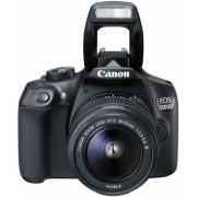 "Aparat Foto D-SLR Canon EOS 1300D + EFS18-55 DC, 18 MP, Ecran 3"" LCD, Filmare Full HD (Negru)"