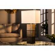 Dizajnová stolná lampa Desmond I