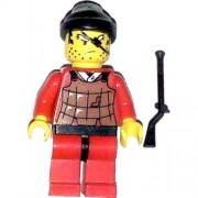 LEGO Ninja Minifig Robber Brown