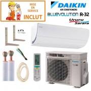 DAIKIN Pack Confort Climatiseur Daikin URURU SARARA FTXZ50N