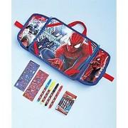 Spiderman Carry Along Art Desk