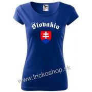 Dámske tričko SK znak