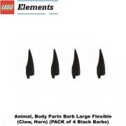Parts - Animals Lego Parts: Animal Body Parts Barb Large Flexible