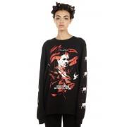 t-shirt hardcore unisex - Frida Flowers - DISTURBIA - AW19FKT3