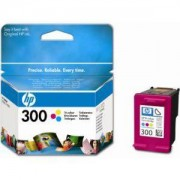 HP 300 (CC643EE) Tri-colour Ink Cartridge with Vivera Inks, 4ml, HP Deskjet D2560