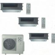 Electrolux CLIMATIZZATORE CONDIZIONATORE ELECTROLUX CANALIZZABILE TRIAL 9+9+9 INVERTER EXU27JEWI DA 9000+9000+9000 BTU
