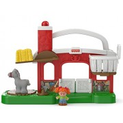 Fisher-Price Little People Hay Stackin' Stable Playset
