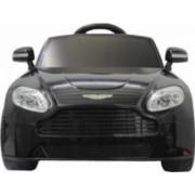 Masinuta electrica copii Aston Martin Vantage Negru Jamara 6V cu telecomanda control parinti 2.4 Ghz si MP3 player cu ca