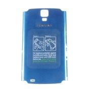Samsung Galaxy S4 Active I9295 Batterij Cover - Blauw