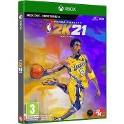 NBA 2K21: Mamba Forever Edition - Xbox One