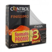CONTROL FINISSIMO 12 Ud + CONTROL NON STOP 3 Ud de Oferta