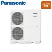 Pompa de Caldura Panasonic AQUAREA High Temperature 9kW Mono-bloc 380V WH-MHF09G3E8