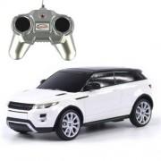 1:24 Scale Range Rover Evoque Model Rc Car Rtr (Color: White)