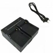 Ismartdigi FM50 bateria de la camara digital cargador doble para Sony F717