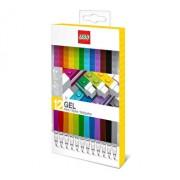 LEGO, Set 12 pixuri cu gel