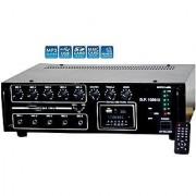 STRANGER 120 WATT PROFESSIONAL POWER P.A. AMPLIFIER WITH DIGITAL MEDIA PLAYER