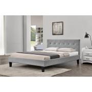 Blenheim Grey Fabric Upholstered Bed Frame – 3 Sizes!