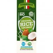 Lapte vegetal organic din cocos si orez, 1L, Unicorn Naturals