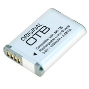 OTB NB-12L Batterij - Canon PowerShot G1 X Mark II, N100 - 1800mAh