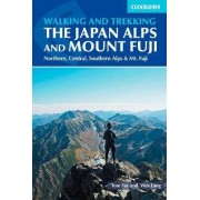 Hiking and Trekking in the Japan Alps and Mount Fuji by Tom Fay