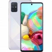 Samsung Galaxy A71 (Zilver)