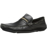 Giorgio Brutini Men s Tuvo Slip-on Loafer Black 10 D(M) US