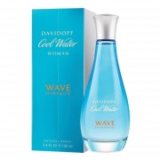 Cool Water Wave Davidoff Edt 100ml - FEM