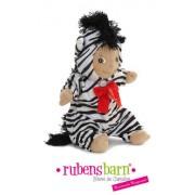 Rubens Ark Puppe - Zebra - rubens barn 90033