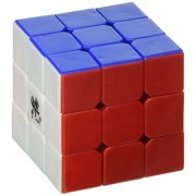 Dayan 42mm Mini ZhanChi 3x3 Speed Cube 6 Color Stickerless 4.2cm