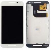 Дисплей + Тъч скрийн за Motorola Moto G3 Бял