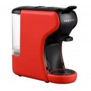 Cafetera Expreso Multi Capsulas Dolce Gusto Nespresso Kanji Rojo