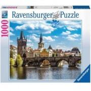 Пъзел от 1000 части - Карловия мост, Ravensburger, 7019742