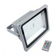 Projetor Led Exterior 30W RGB