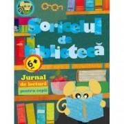 Soricelul de biblioteca. Jurnal de lectura pentru copii