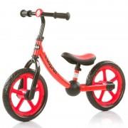 Bicicleta fara pedale Casper Red Chipolino