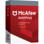 Offre exclusive - Office 365 Personnel + McAfee AntiVirus - 1 PC - Abonnement 1 an