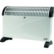 HOME elektromos, fali / álló fűtőtest, fehér színben, max 2000W teljesítménnyel, mechanikus termosztáttal, IP20 védelemmel HOME (FK 330)