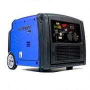 HY3200SEi HYUNDAI Generator de curent Digital , putere 3.2 kVA , pornire electrica din telecomanda