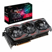 Placa video ASUS ROG Strix Radeon RX 5700 OC 8GB GDDR6 256-bit