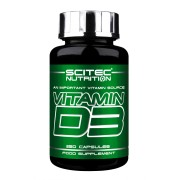 Vitamin D3 (250 kap.)