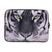 Universele tijger design sleeve 12 inch