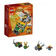 Lego Marvel Super Heroes™ - Mighty Micross: Thor vs. Loki 76091