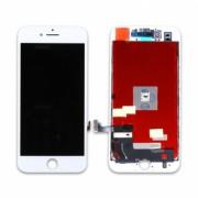 Apple iPhone 8 Display Unit - оригинален резервен дисплей за iPhone 8 (пълен комплект) - бял