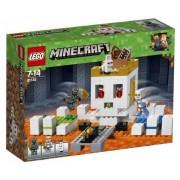 Lego Klocki konstrukcyjne LEGO Minecraft Czaszkowa arena 21145