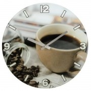 HAMA Coffee 136217 Стенен Часовник