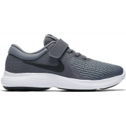 Nike Revolution 4 (PS) Pre-School - scarpe running neutre - ragazzo - Dark Grey