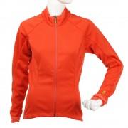 【セール実施中】【送料無料】Aksium Thermo Jacket W 女性用 サイクルウェア L39012500 RACING RED