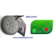 Original Scalar Energy Pendant Quantum Science + 2mm Bio Energy Card