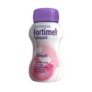 Fortimel compact suplemento hipercalórico morango 4 x 125ml - Nutricia